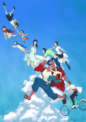 The Girl Who Leapt Through Time / Summer Wars / 늑대 Children / The Boy and the Beast / Mirai