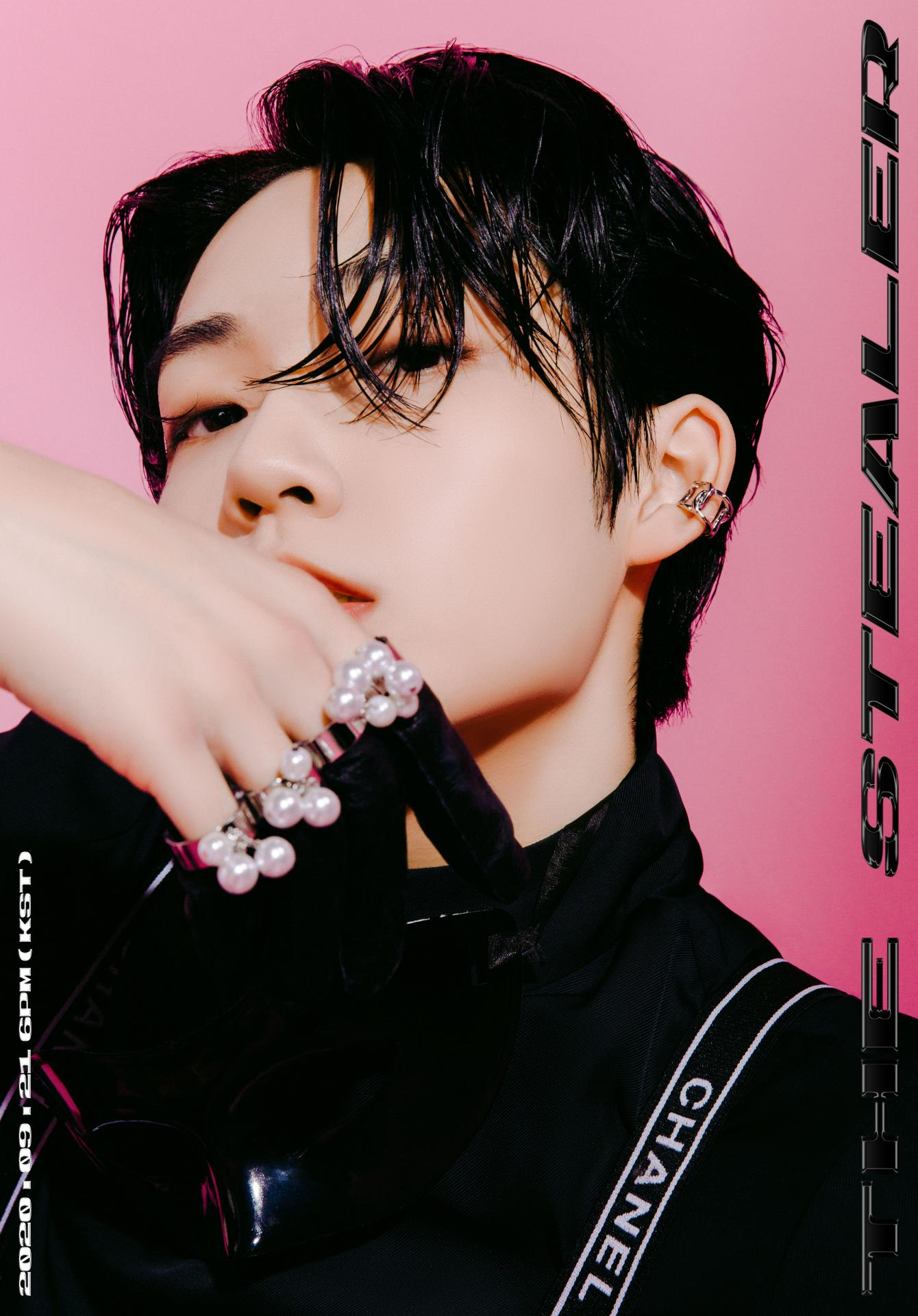 THE BOYZ 5TH MINI ALBUM [CHASE] CONCEPT 照片 2