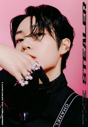 THE BOYZ 5TH MINI ALBUM [CHASE] CONCEPT fotografia 2