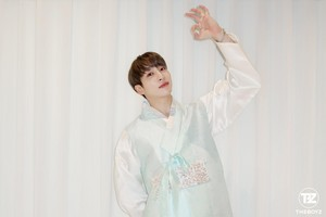 THE BOYZ Chuseok Greetings 2020