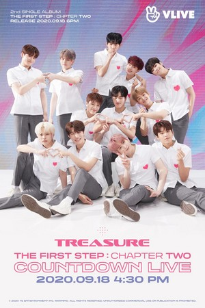 TREASURE - 'THE FIRST STEP : CHAPTER TWO' COUNTDOWN LIVE