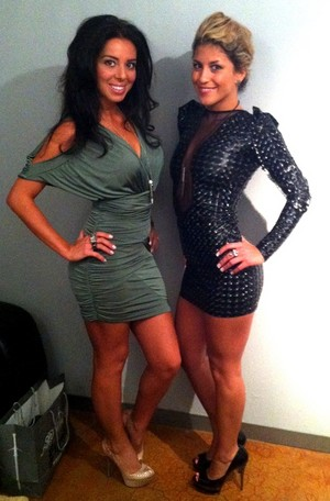 Tasha and Priscilla