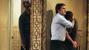 The killer, David and Amy