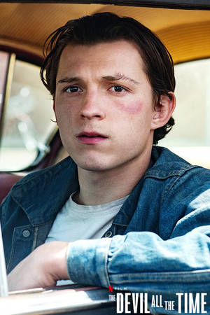 Tom, Holland - The Devil All The Time (2020)