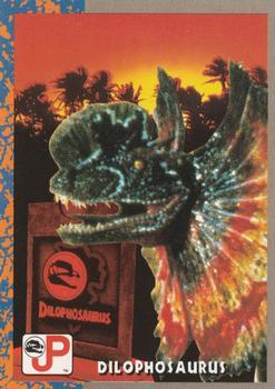 Topps Jurassic Park: Dilophosaurus