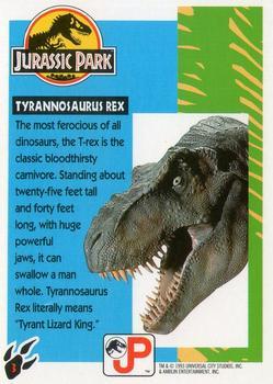 Topps Jurassic Park: Tyrannosaurus Rex