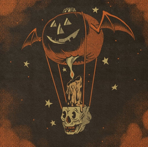 Vintage Style Halloween Illustrations bởi Austin R. Pardun
