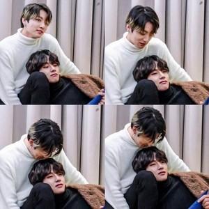 Vkook(Taehyung/Jungkook) 💖😍