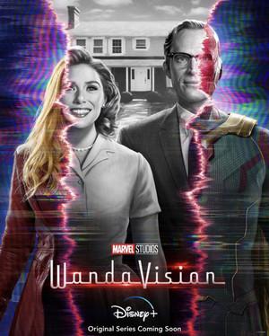 WandaVision (2020) Promo Poster
