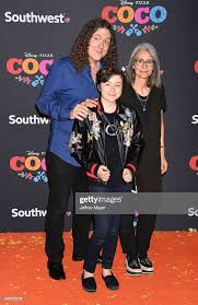 Weird Al Yankovic And His Family The 디즈니 Premiere Of Coco