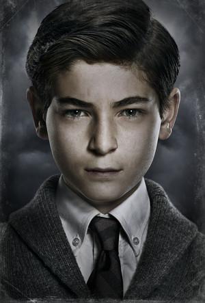 Young Bruce Wayne