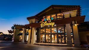 Wonderful World Of Disney Store
