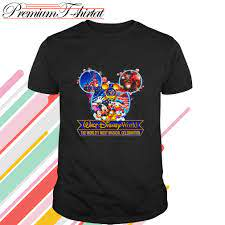 Disney World 50th Anniversary T-Shirt