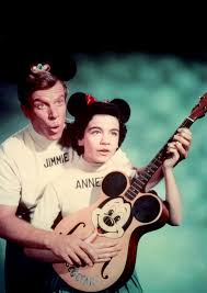 Jimmie Dodd And Annette Funnicello