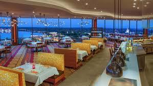 The California Grille Restaurant Disney World