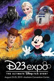Disney 23 Expo