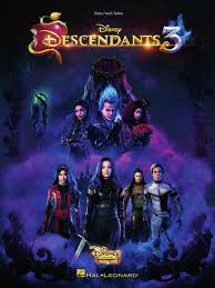 Дисней Descendants 3 Poster