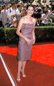 Anne Hathaway 2001 Disney Film Premiere Of The Princess Diaries
