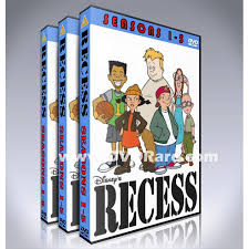 Recess DVD Set