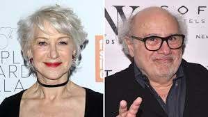 Disney Voice Actors, Helen Mirren And Danny DeVito