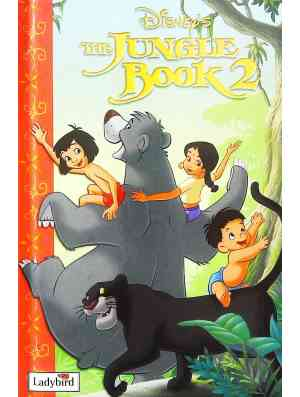 The Jungle Book 2 Storybook