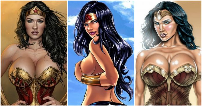 Sexy wonderwoman 47 Hot