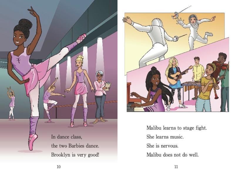 Barbie: Big City, Big Dreams (Book Sneak Peek) - Barbie Movies Photo (43905770) - Fanpop