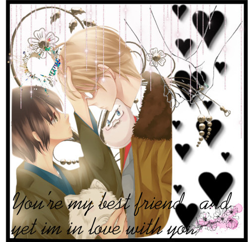 What was the first pairing you supported in hetalia don t lie poll