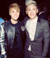 Justin and Niall