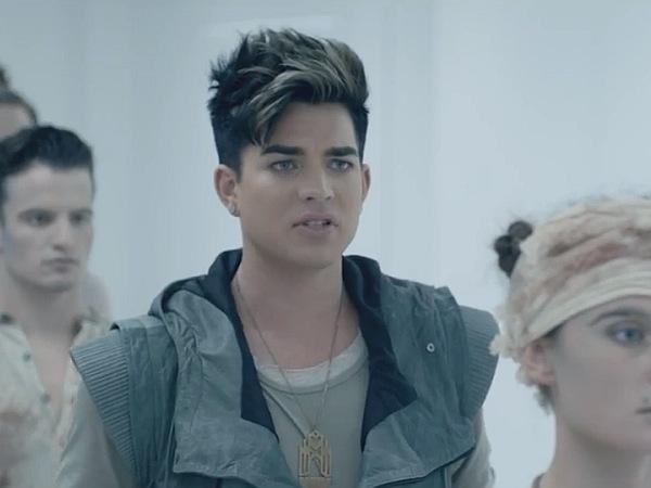 Adam Lambert Better Than I Know Myself Eyes