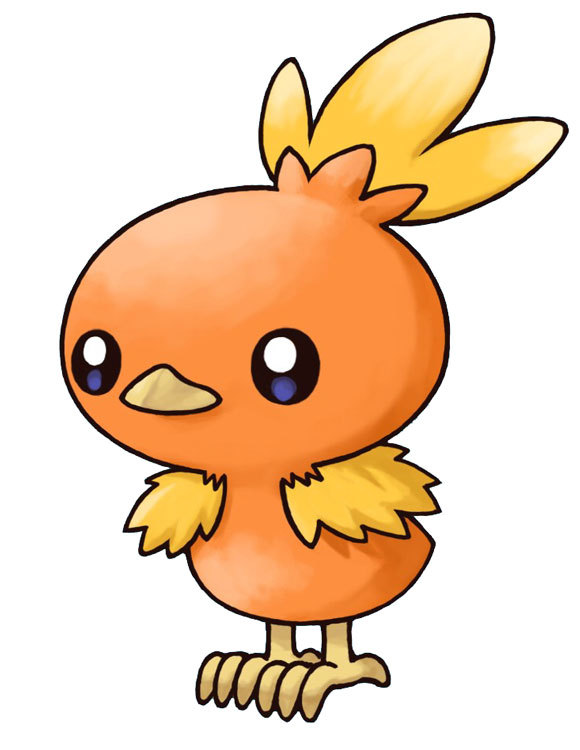 Pokemon Torchic Images