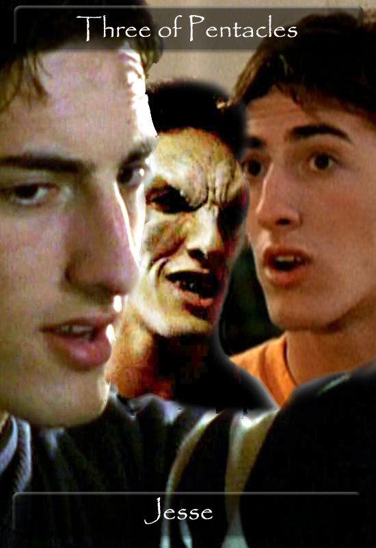 Jesse Vampire Slayer Buffy The Vampire Slayer Did