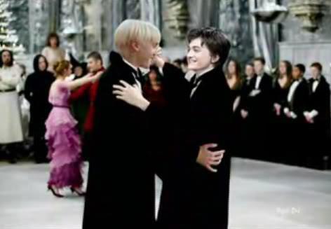 Harry Amp Draco Vs Harry Amp Ginny Poll Results Harry And