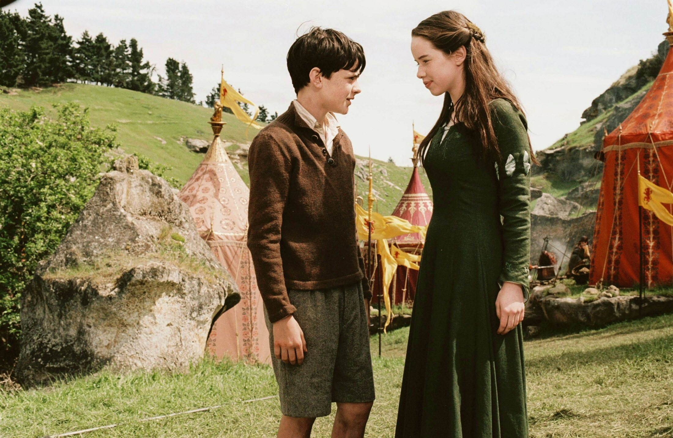 what happens in narnia does not Another war-oriented addition occurs at the start of the  reveal that they will not  be returning to narnia because, according to aslan, they have learned all they.
