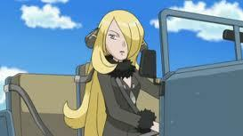 [Just Random:] Do you think Cynthia's favorite food is ice ...