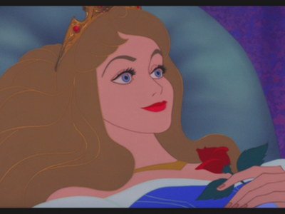 Do you prefer Aurora with brown eyes (during most of the ... Sleeping Beauty Aurora Eyes