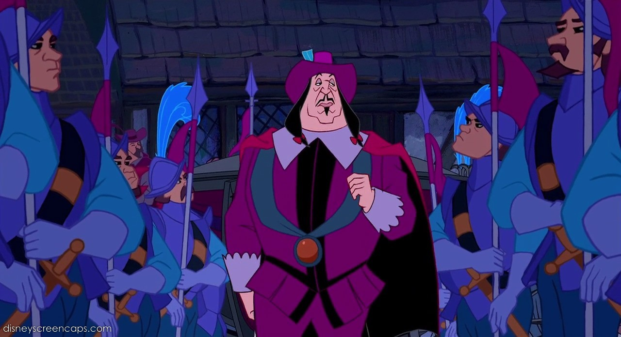 Who's Your Favourite Villain From The Disney Studios? Poll