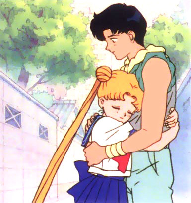 Image result for sailor moon love