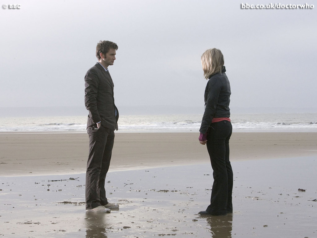 Tenth Doctor And Rose Doomsday Badwolf - TenthRose Which
