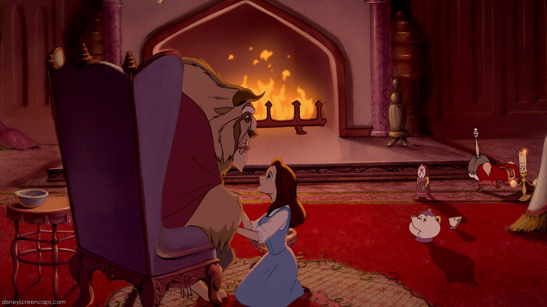 Beauty And The Beast Pretty Much Is Only Disney Movie That Relates To Me