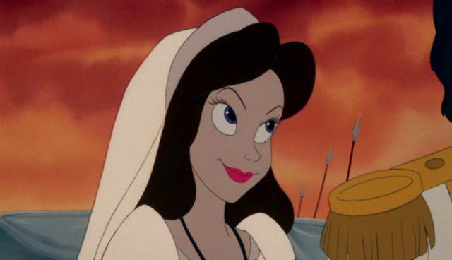 Do You Think That Belle Looks Like Vanessa With Her Hair