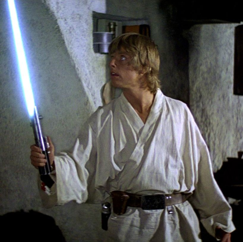 the destiny of luke skywalker in star wars the movie Some one shots about the characters and cast of one of the greatest movie franchises in history, star wars destiny (luke skywalker) luke skywalker he said.