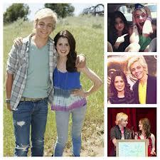 Is austin and ally hookup in real life
