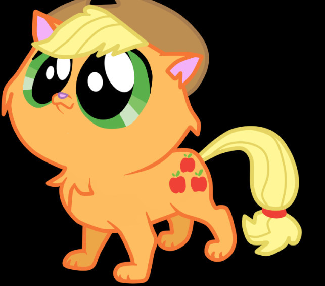 which of the mane six as cats Poll Results My Little