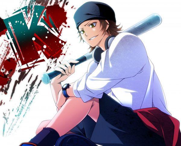 K Anime Character Poll : Do you like yata misaki poll results k fanpop