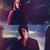 Damon saves Elena at the Wickery Bridge