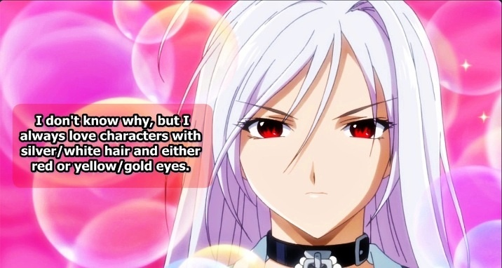 Pictures Of Anime Girl With Yellow Eyes And White Hair Rock Cafe