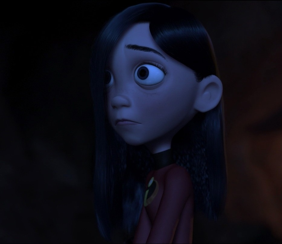 Ever see violet from the incredibles naked perfect pairing