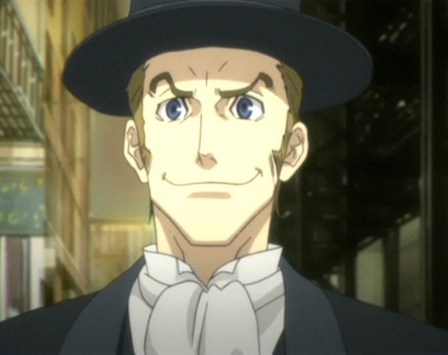 j michael tatum anime characters - photo #26
