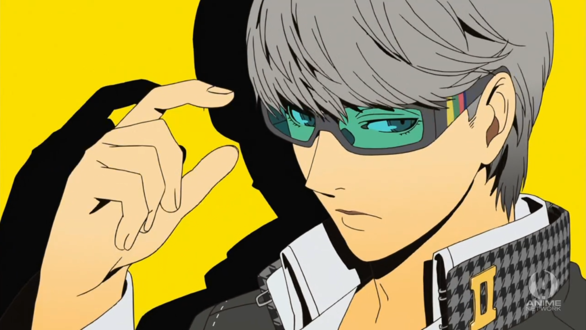 Persona Protagonist Protagonist of Persona 4